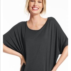 Cabi #495 oversized Edge Tee Slouchy Shirt Top